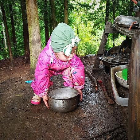 Mud Kitchen  The World Outside