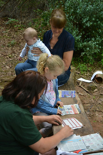 Outdoor stay and play Kidderminster The World Outside Kindergarten