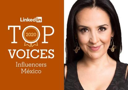 TOP VOICES Influencers México