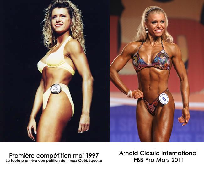 APQ 1997, IFBB Pro 2001