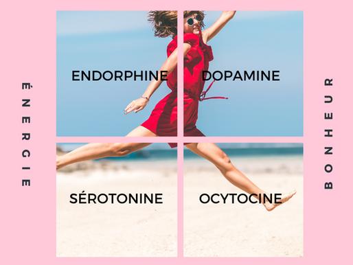 Comment booster les hormones naturelles du bonheur.