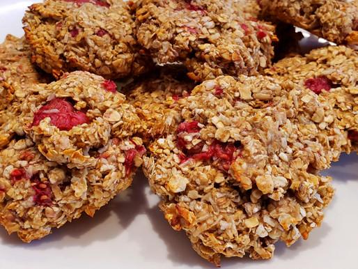 Biscuits à l'avoine sans sucre ajouté