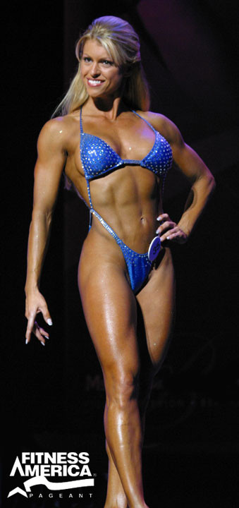 Fitness America Pagent 2002