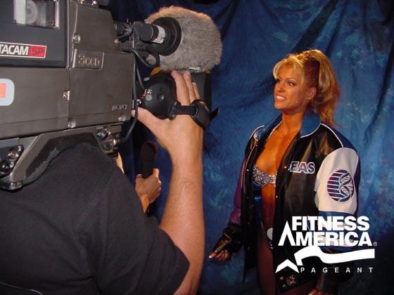 Fitness America Pagenat 2002 (championnat canadien)