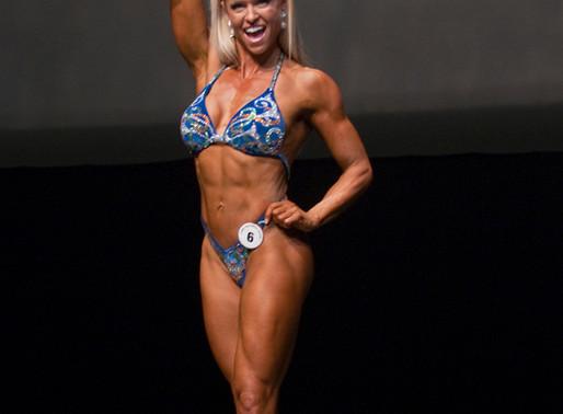 Sylvia Tremblay mon parcours fitness