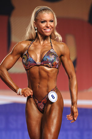 Sylvia Tremblay Arnold Classic international IFBB Fitness 011