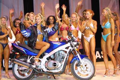 Fitness Canada Pageant 2002