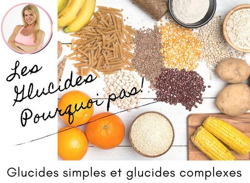 Les glucides et pourquoi pas?