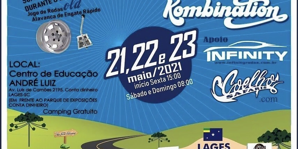 2º Air Cold Camping - Lages / SC