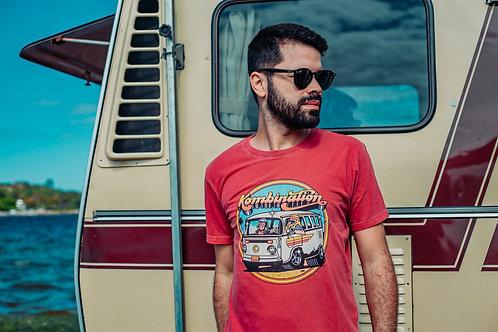 Camiseta Kombination Ride Masculina