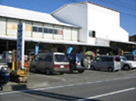 くまもとリサイクル市場第二空港店外観