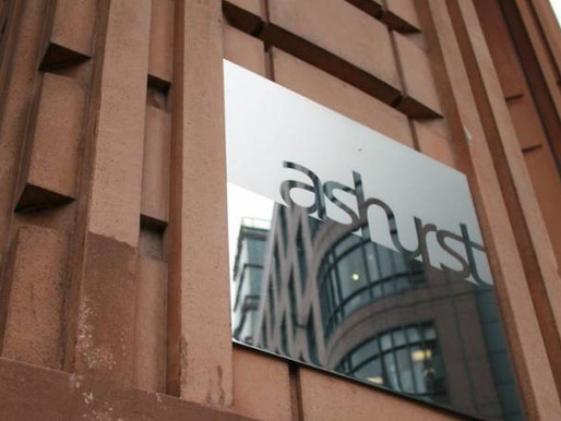 An Insight into Ahead with Ashurst