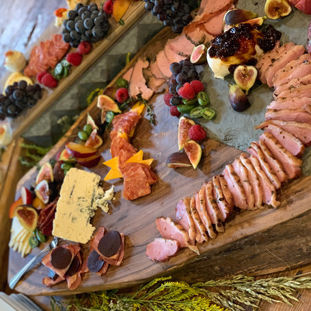 But First, Charcuterie!