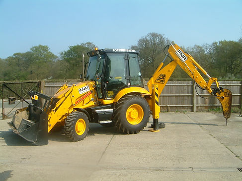 JCB 3CX East Sussex