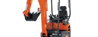 1.7 Tonne Mini Excavator Zero Tail Swing
