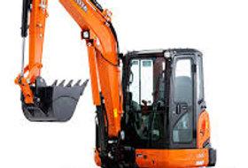 5.5 Tonne Midi Excavator