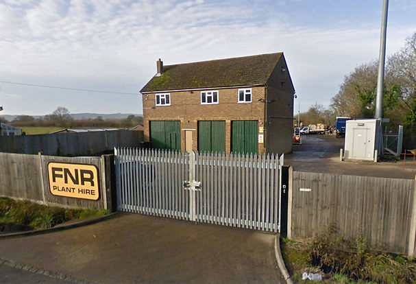 Google Street view of yard