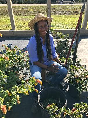Garden Center Friendly Staff