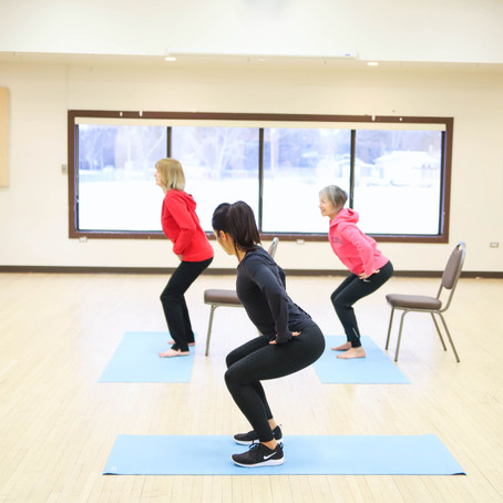The only 5 exercises you'll need during the pandemic