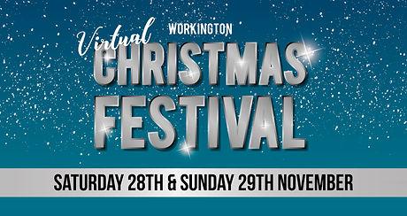Workington Virtual Christmas Festival FB