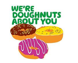 Doughnuts about you.JPG