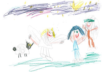 Runner Up - Lexie, Age 5, Ashfield Infan