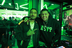Chicago Don C at Mountain Dew x NBA All Star 2020