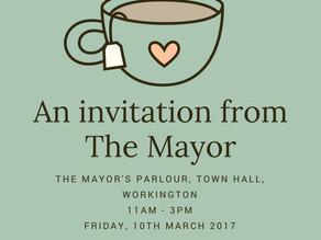 Meet the Mayor of Workington