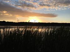 Siddick Ponds Sunset