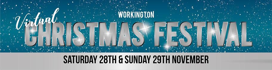 Workington Virtual Christmas Festival RE
