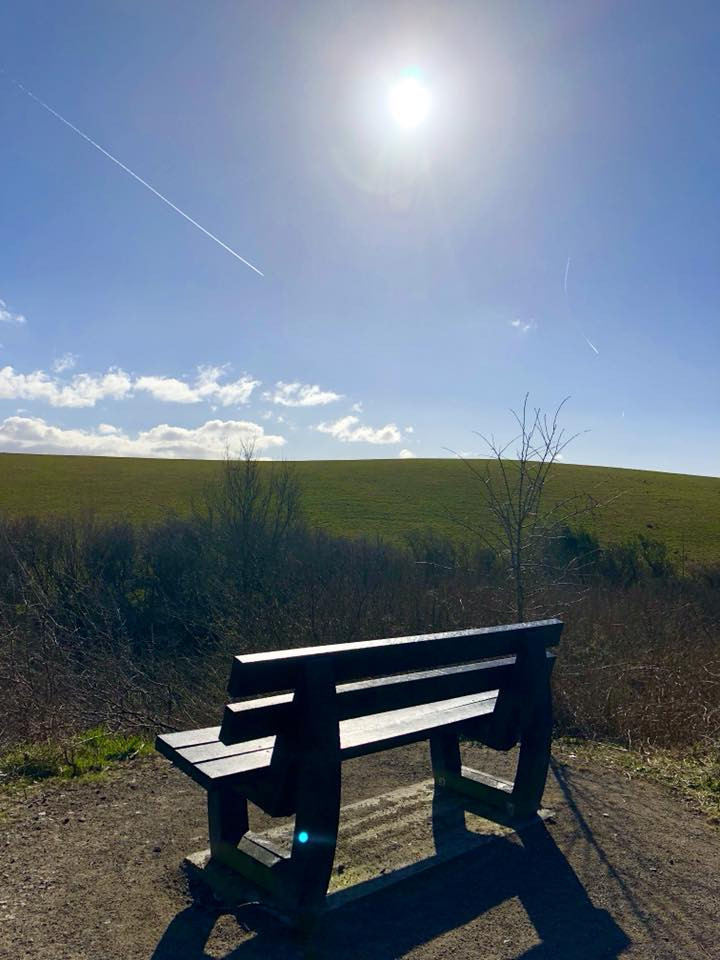 Harringtoon Nature reserve seat