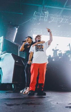 Live with Juice Wrld in Los Angeles, CA