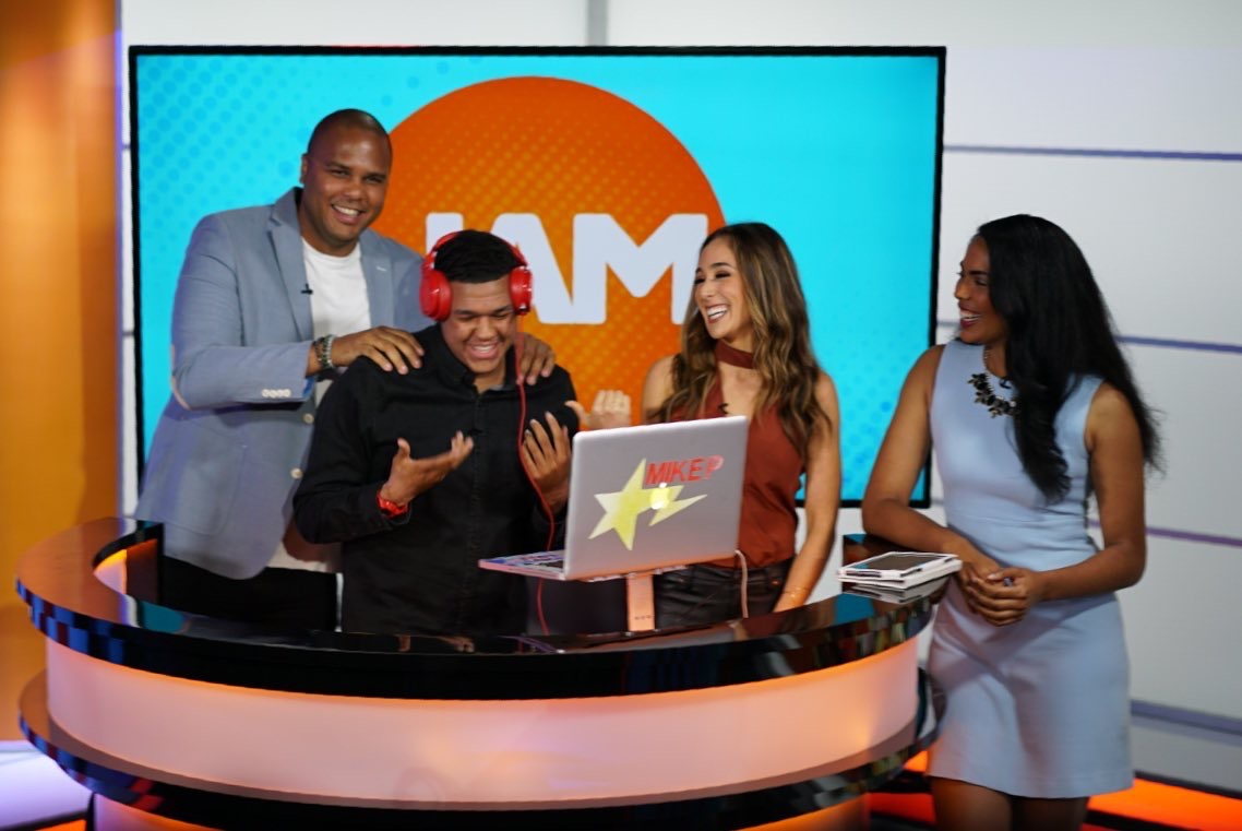 Live on The Jam Tv Show
