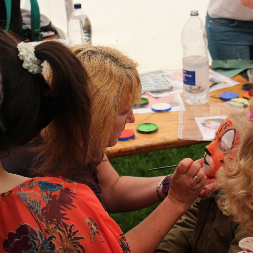Face Painting LR