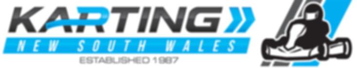 KartingNSW LOGO