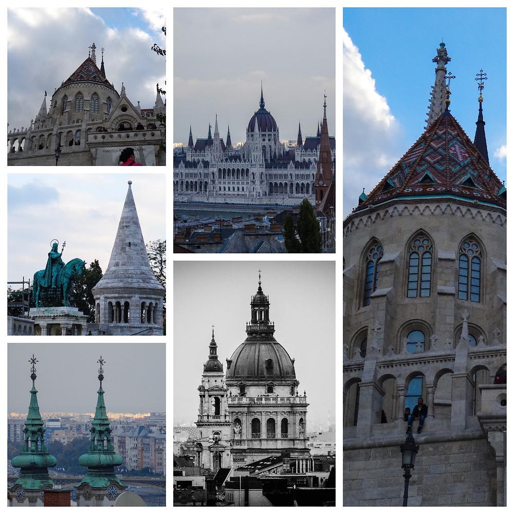 Three Days in Budapest - Hungary