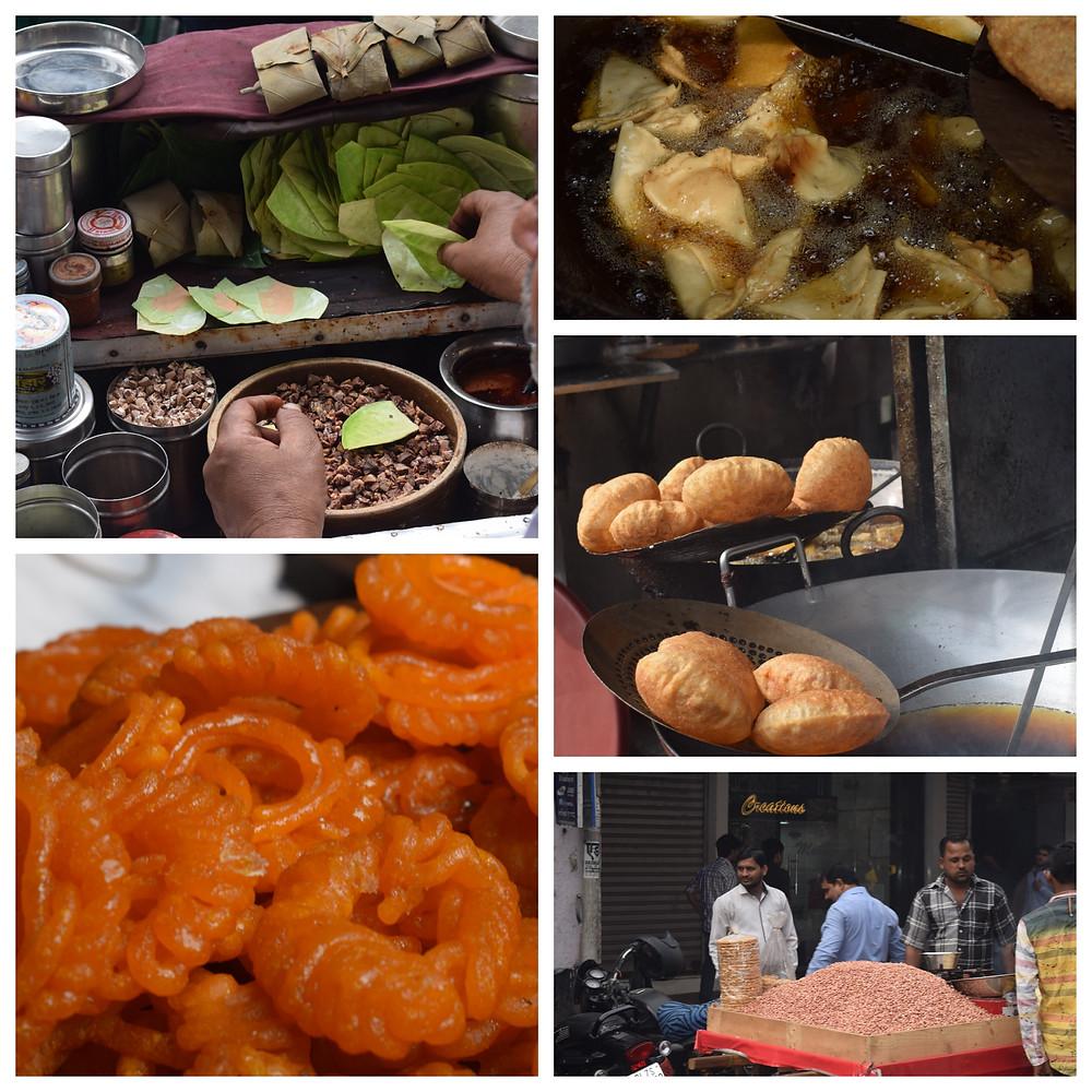 Delhi Belly Walking Food Tour & Exploring  Old Delhi