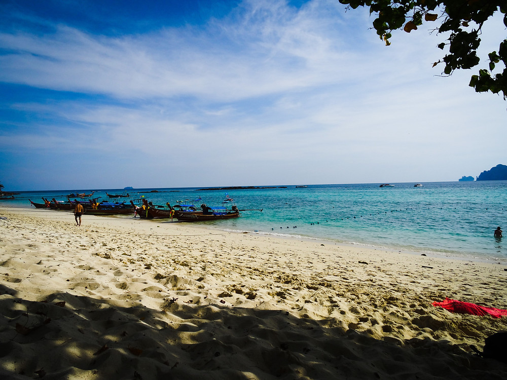 What to do in Ko Phi Phi, Thailand on a career break advice or sabbaticals, travel