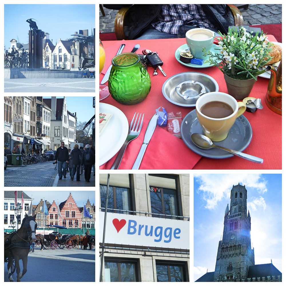 What to do in Bruges Belgium, long weekend, Europe