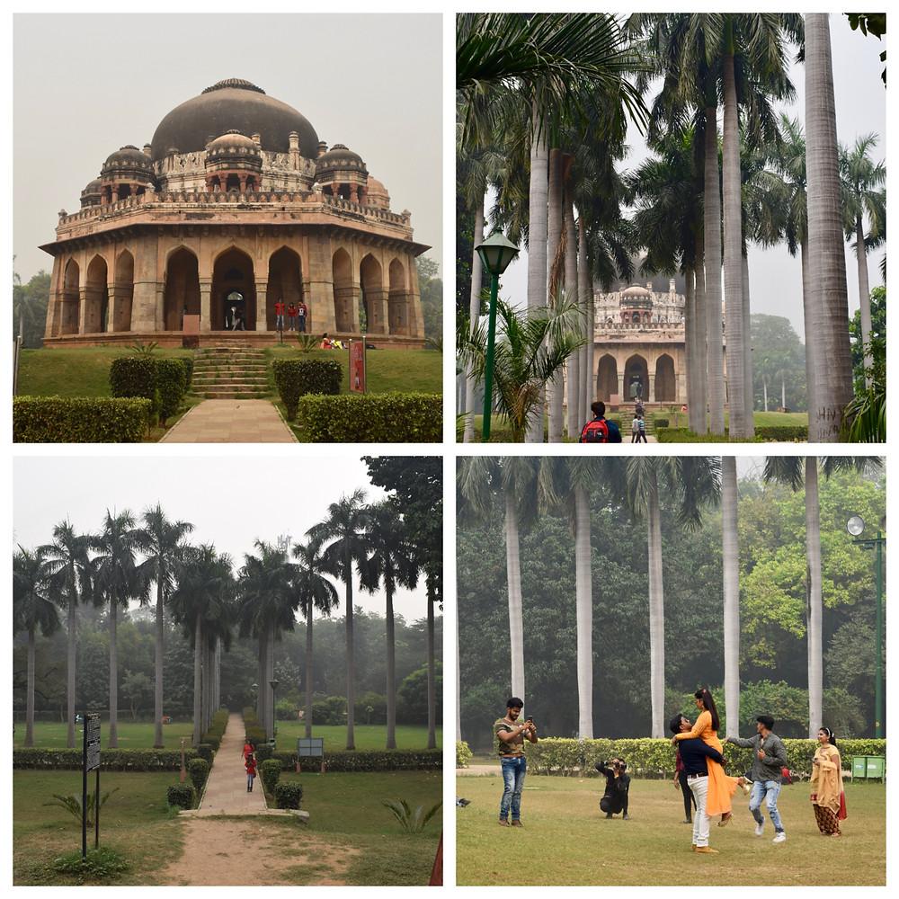 Exploring New Delhi - Lodi Gardens, India Gate and the Gurudwara Bangla Sahib- Bangla Sahib to India Gate