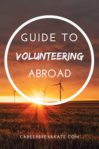 How to volunteer abroad or overseas