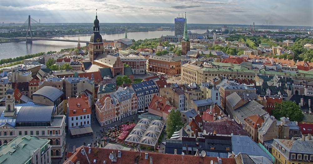 Things to see in Riga Latvia