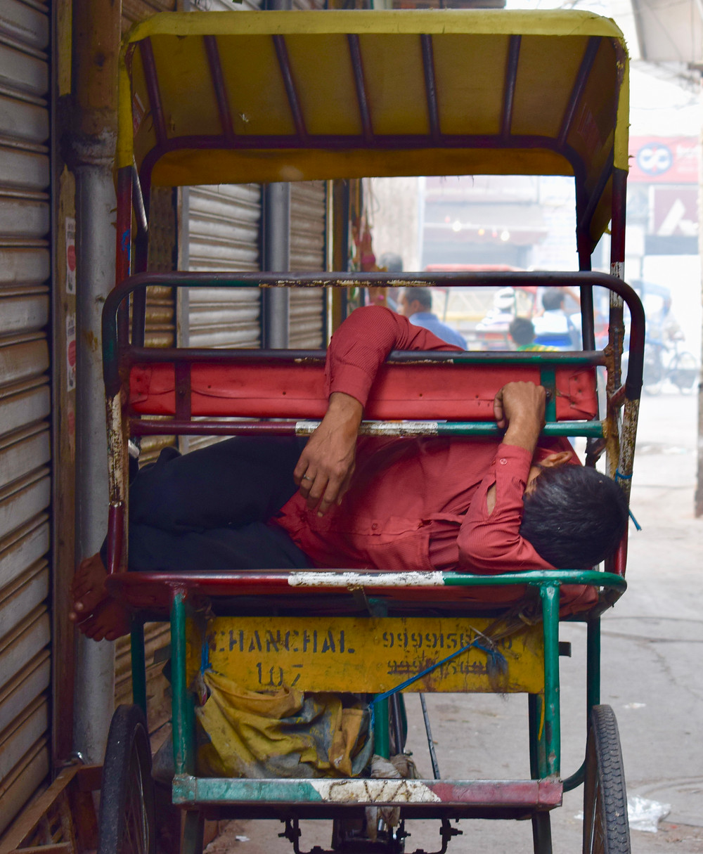Visiting Old Delhi India, photo journal