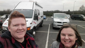 Emma and Louise quit their jobs and pack up their home to embark on van life