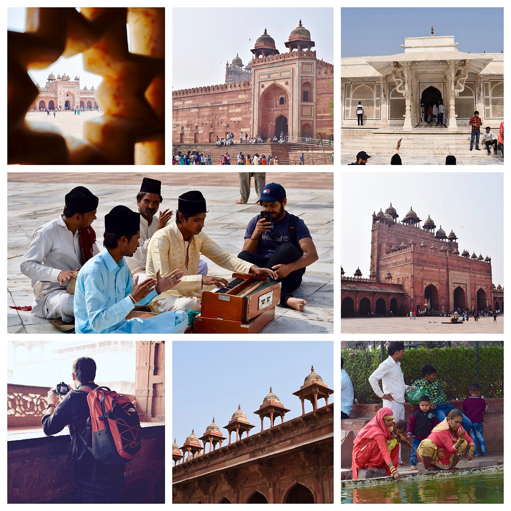 Jaipur to Fatehpur Sikri, is it worth it?