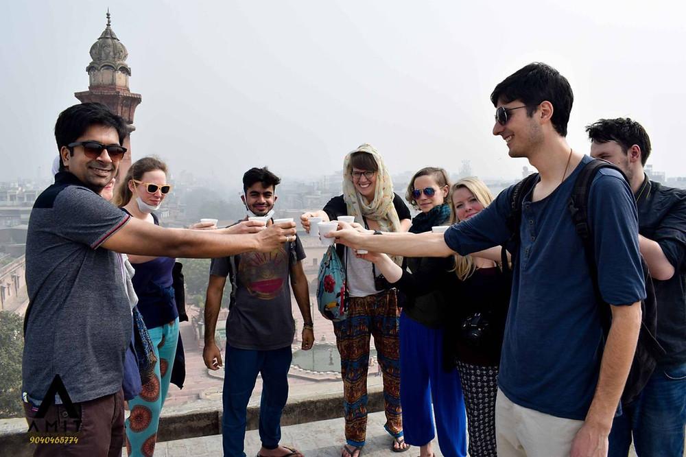 Delhi Belly Walking Tour & Exploring  Old Delhi