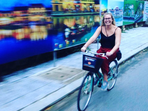 Lucy takes a 5 month sabbatical from her finance job to travel the world