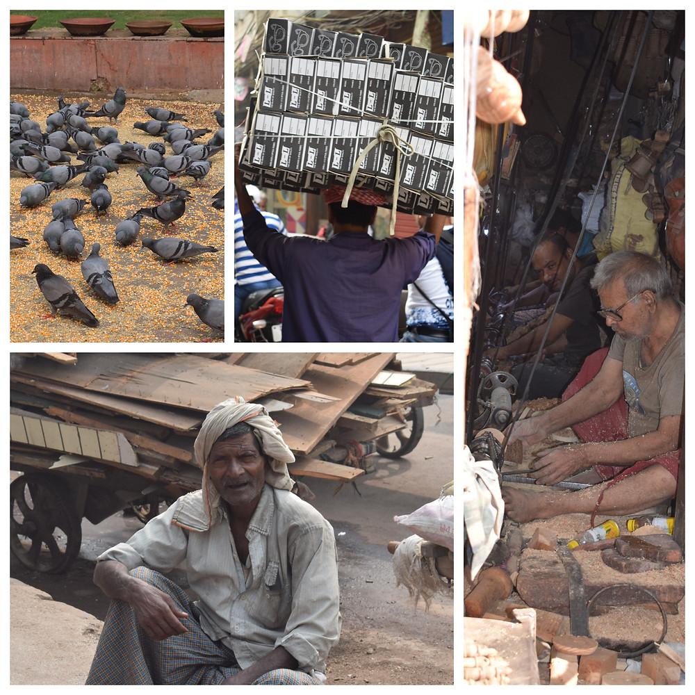 Delhi Belly Food Walking Tour & Exploring  Old Delhi