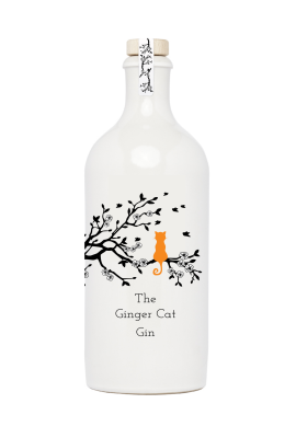 The Ginger Cat Gin