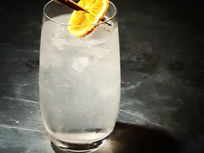 Ginger Cat and Tonic